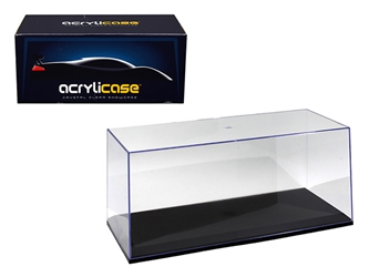 Collectible Display Show Case for 1/24 Scale Diecast Models by Illumibox, Illumibox Item Number 10004