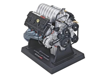 Dodge Challenger 6.1L Engine All engines are (1:6), Liberty Item Number 84033