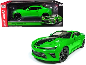 17 Chevy Camaro SS 1:18 by Auto World Item Number: AUT244