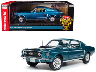 68 Ford Mustang 2+2 1:18