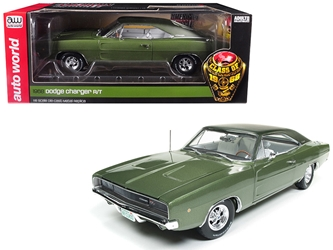 68 Dodge Charger R/T 1:18