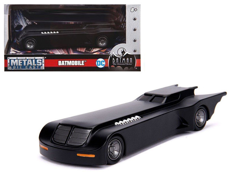 "Batmobile ""The Animated Series"" DC Comics Series Diecast Model Car by Jada by Jada Item Number: 30915"