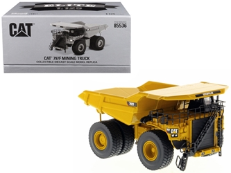"CAT Caterpillar 797F Mining Truck ""Elite Series"" 1/125 by Diecast Masters"