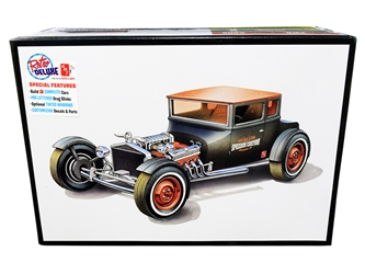 "Skill 2 Model Kit 1925 Ford Model T ""Chopped"" Set of 2 pieces 1/25 by AMT <p> Item Number: AMT1167"