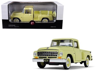 International C1100 Pickup Truck Sunshine Yellow 1/25 Diecast Model Car by First Gear, First Gear Item Number 40-0420