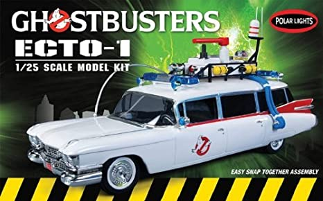 Ghostbusters Ecto-1 Snap by Polar Lights Item Number: PLL958