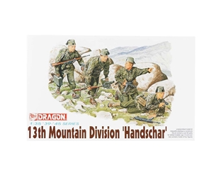 13th Ss Mountain Troops 1:35