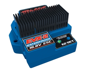 Evx2 Electronic Speed Control, Traxxas Radio Control Item Number TRX3019R