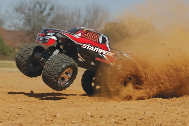 Stampede 2wd Truck W/Esc Rtr, Traxxas Radio Control Item Number TRX36054-1