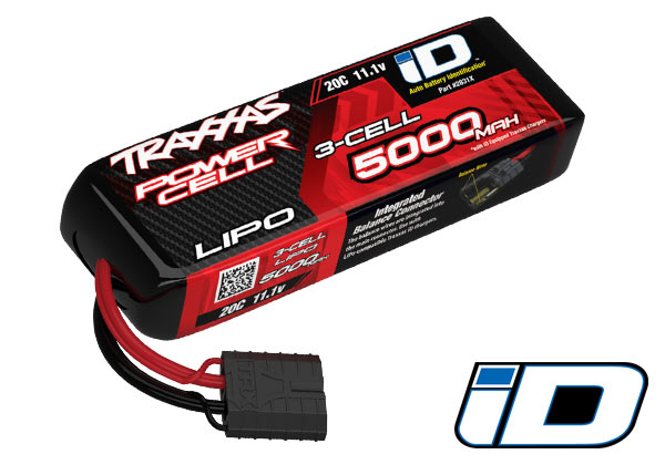 Battery,11.1v,3 cell/Quadcopt, Traxxas Radio Control Item Number TRX2831X