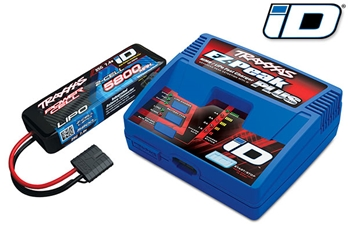 Battery 5800mAh 7.4V/Charger, Traxxas Radio Control Item Number TRX2992