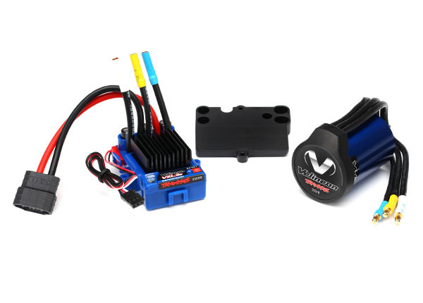 Velineon Vxl-3s Brushless, Traxxas Radio Control Item Number TRX3350R