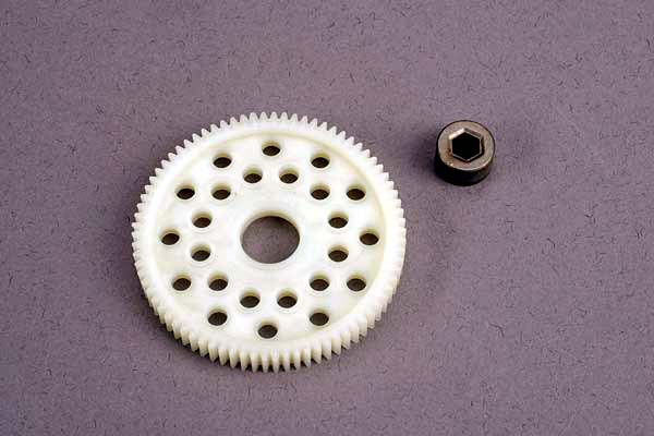 78T Spur Gear 48P by Traxxas Radio Control item number: TRX4678