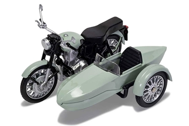Harry Potter Hagrid Motorcycle & Sidecar