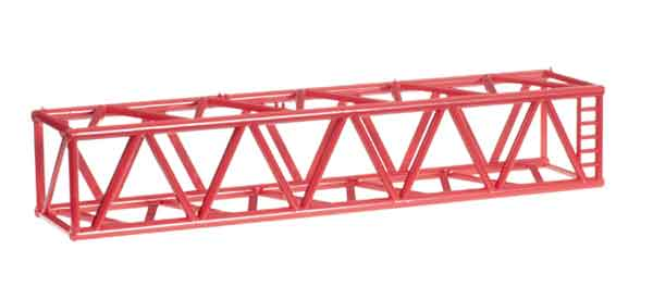 2-Piece Mammoet L-Boom for 303934 Crane (1:87), Herpa Item Number HE076647