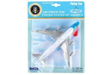 Air Force 1 Flying Toy On A String