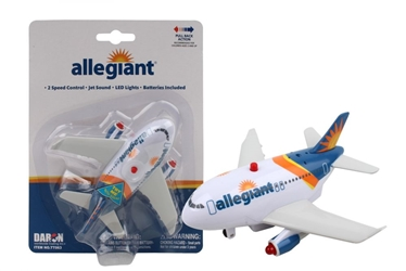 Allegiant Pullback W/Light & Sound